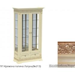 Шкаф-витрина «Патриция» ШВ1-100