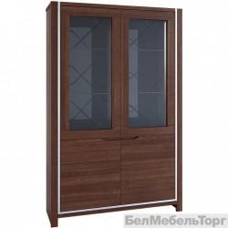 Шкаф-витрина «СИМОНА» СМШВ-2