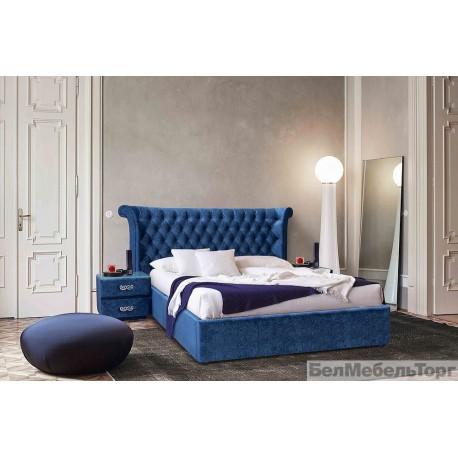 """Мягкая кровать """"Кровать Марселла 16"""""""