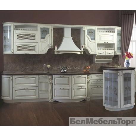 Кухня из массива Ясеня Т 511/110