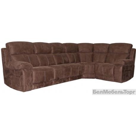 Угловой тканевый диван  Верона