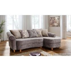 """Угловой тканевый диван """"Мадейра"""" 2ML/R6MR/L"""