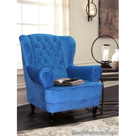 Тканевое кресло Кайя 1