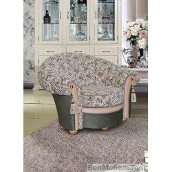 Тканевое кресло Мадлен