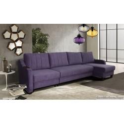 """Угловой тканевый диван """"Купер"""" 1L/R.20м.8мR/L"""