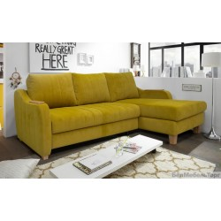 """Угловой тканевый диван """"Купер"""" 2мL/R.8мR/L"""
