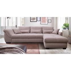 """Угловой тканевый диван """"Корса"""" 3мL/R.8мR/L"""
