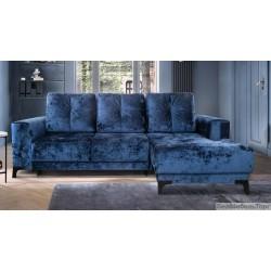 """Угловой тканевый диван """"Нельсон"""" 2МL/R6R/L"""