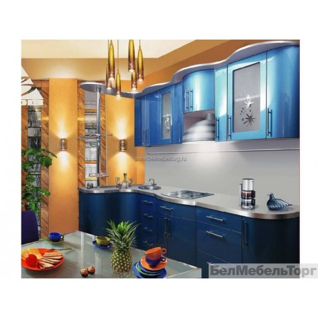 Кухня система металлик М5