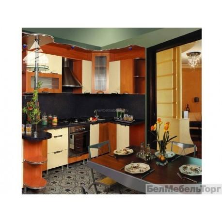 Кухня Модена Ольха/Ваниль