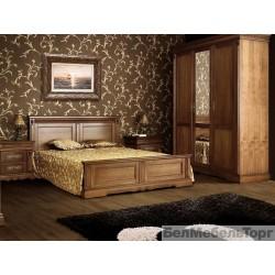 Спальня Милана черешня
