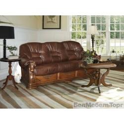 Кожаный диван Фаворит 32