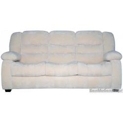 Трёхместный тканевый диван Манчестер 1