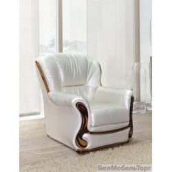 Кожаное кресло Изабель 2