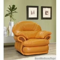 Кожаное кресло Орлеан