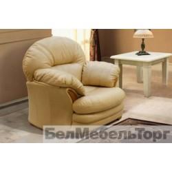 Кожаное кресло Йорк