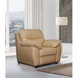 Кожаное кресло Плаза