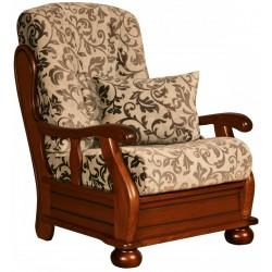 Тканевое кресло Прадо