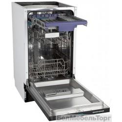 Полновстраиваемая посудомоечная машина Flavia BI 45 KASKATA Light