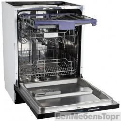 Полновстраиваемая посудомоечная машина Flavia BI 60 KASKATA Light