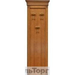 """Вешалка настенная """"Верди """" П 410.28 дуб"""