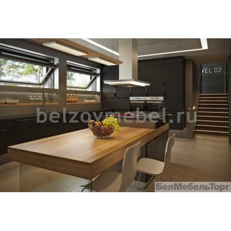 Кухня Cистема RAL 7022 глянец