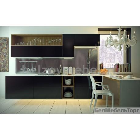 Кухня Система RAL 5004 глянец