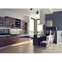 Кухня из массива Ольхи Т 303/119