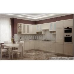 Кухня Техно 4 ПП Крем