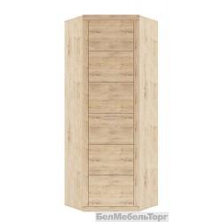 Шкаф угловой с полками Оскар L-P