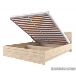 Кровать Оскар 140 с подъемным механизмом