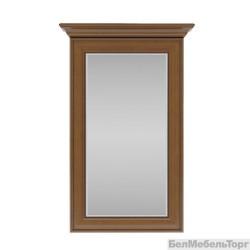 Зеркало Тиффани 50 каштан