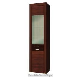 Шкаф-витрина Вена 1V1D