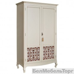 Шкаф 3-х дверный «Видана» (П 426.01-2) светлый ром
