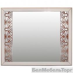 Зеркало навесное «Видана» (П 426.05) светлый ром