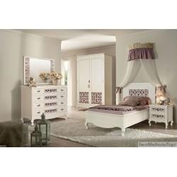 Спальня детская «Видана» светлый ром