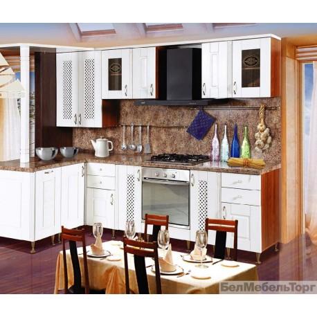 Кухня из массива Ясеня Т 502\101