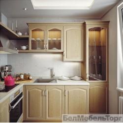 Кухня из массива Дуба 8 Тип 1