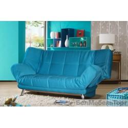 Трехместный тканевый диван Икар