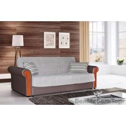 Трехместный тканевый диван Антарес