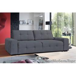"""Трехместный тканевый диван """"Кубус"""""""