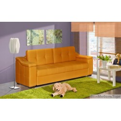 Трехместный тканевый диван «Инфинити»