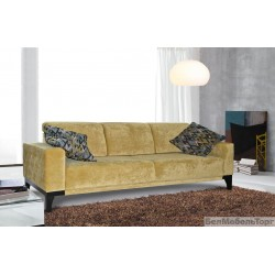 Трёхместный тканевый диван «Бродвей»