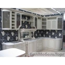 Кухня из массива Ясеня Т 514 К/115