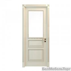 Виола дверь со стеклом ДГВ
