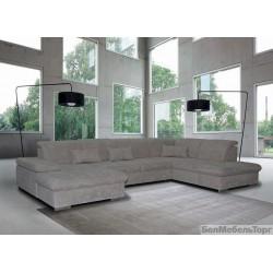 """Угловой тканевый диван """"ВЕСТЕРН"""" 8L/R.20м.5АR/L"""