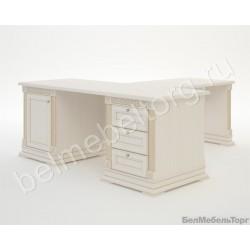 Виола стол письменный с приставкой ШСПП