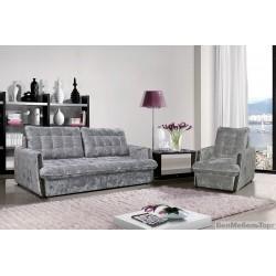 Набор мягкой мебели из ткани Персей