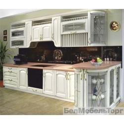 Кухня из массива Ясеня Т 512/101