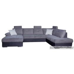 """Угловой тканевый диван """"Аризона"""""""